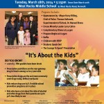 Drug Prevention Event - Courage to Speak Empowering Youth to be Drug-Free Family Night